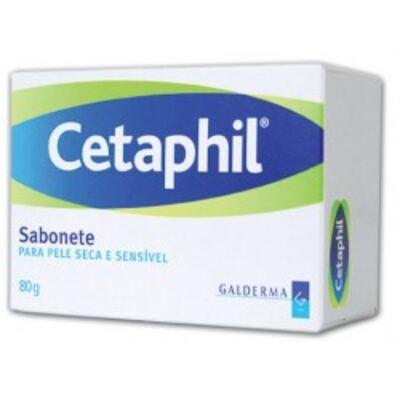 Imagem 1 do produto Sabonete Cetaphil Pele Seca 80g