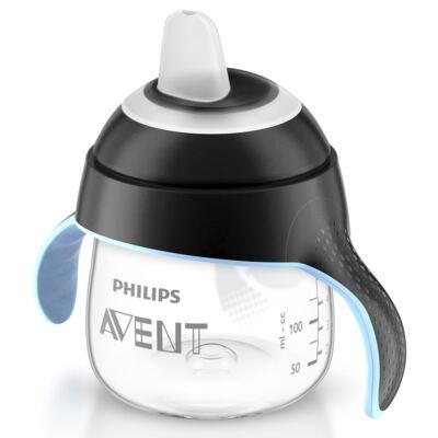 Imagem 4 do produto Copo Pinguim Preto Philips Avent Bico Silicone 200ml