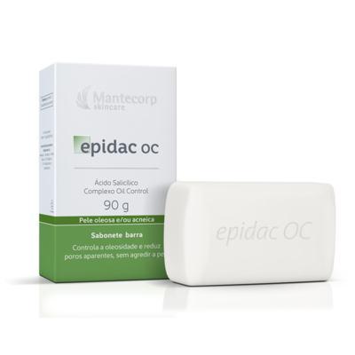 Imagem 1 do produto Sabonete Barra Epidac Oc Mantecorp Skincare 90g