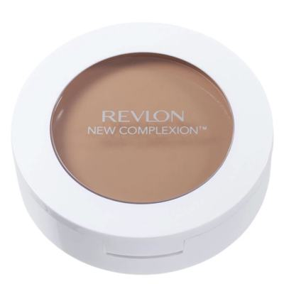 New Complexion One-Step Compact Makeup Revlon - Base 3 em 1 - 004 Natural Beige