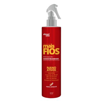 About You Mais Fios Leave-in Reconstrutor - Protetor Térmico - 300ml