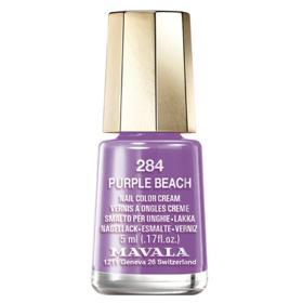 Esmalte Mavala Mini Color's - Color Inspiration - Purple Beach | 5ml