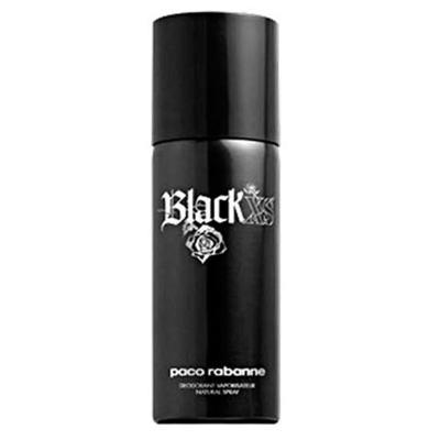 Black Xs Deodorant Vaporisateur Paco Rabanne - Desodorante Masculino - 150g