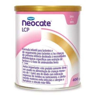 Imagem 2 do produto Fórmula Infantil Neocate LCP 400g -
