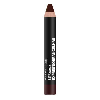 Imagem 1 do produto Lápis para Sobrancelha Brow Drama Express Castanho Escuro Maybelline