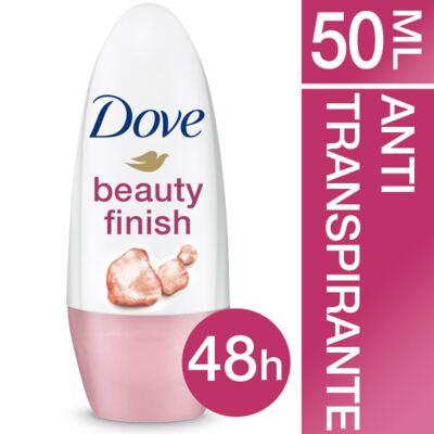 Imagem 1 do produto Desodorante Dove Roll On Beauty Finish Feminino 50ml