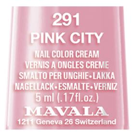 Esmalte Mavala Mini Color's - Color Inspiration - Pink City