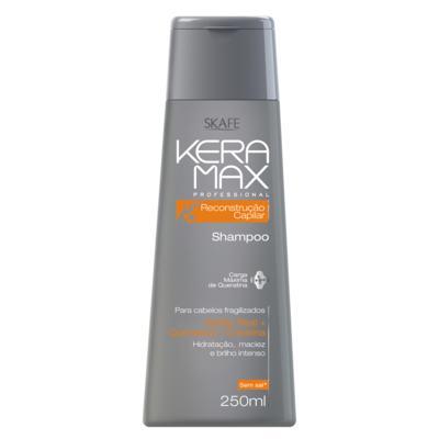 Skafe Keramax Reconstrução Capilar - Shampoo - 250ml