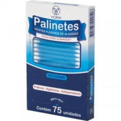 Imagem 1 do produto Palinetes York com 75