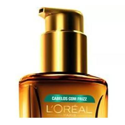 Imagem 2 do produto L'Oréal Paris Óleo Extraordinário Elseve Cabelos com Frizz - Tratamento Reconstrutor - 100ml