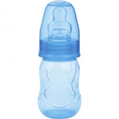 Imagem 1 do produto Mamadeira Kuka Aquarela com Bico Ortodôntico Azul 1476 70ml