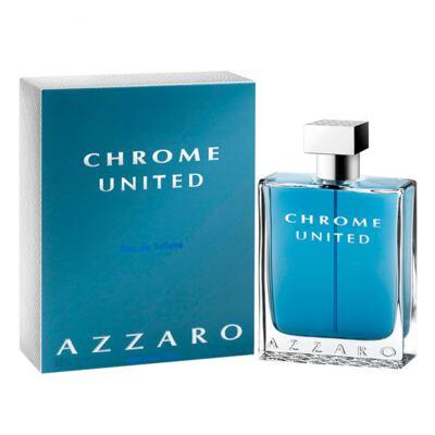 Imagem 2 do produto Chrome United Azzaro - Perfume Masculino - Eau de Toilette - 30ml
