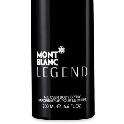 Imagem 2 do produto Legend Montblanc Body Spray - 200ml