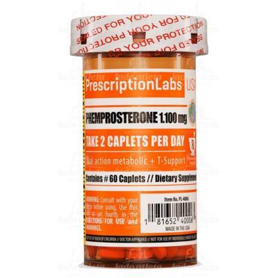 Phemprosterone 60 Cápsulas - Prescription Labs