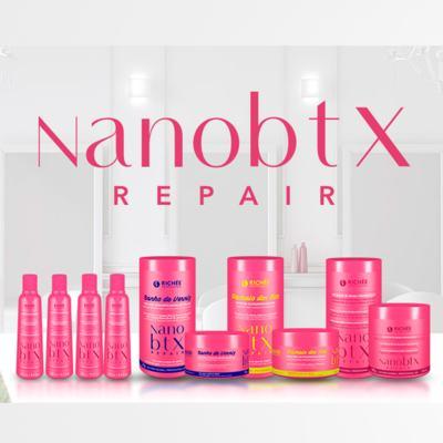 Imagem 2 do produto Richée Professional Nano Botox Repair - Repositor de Massa - 500g