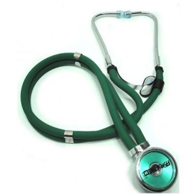 Imagem 1 do produto Estetoscópio Rappaport Verde EST504 PA MED