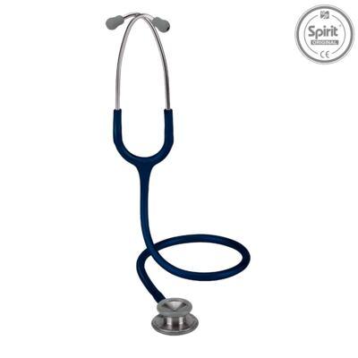 Imagem 1 do produto Estetoscópio Professional Adulto Azul Marinho Spirit