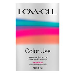 Lowell Color Use Shampoo - 1L