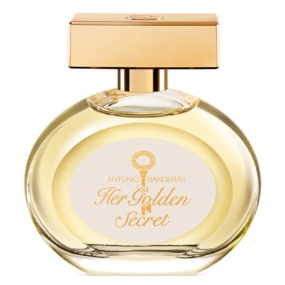 Her Golden Secret Antonio Banderas - Perfume Feminino - Eau de Toilette - 50ml