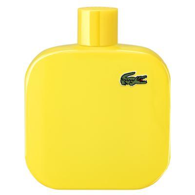 Imagem 1 do produto Eau De Lacoste L.12.12 Jaune - Optimistic Lacoste - Perfume Masculino - Eau de Toilette - 175ml
