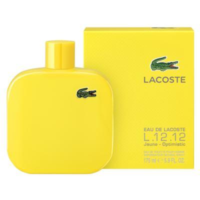 Imagem 3 do produto Eau De Lacoste L.12.12 Jaune - Optimistic Lacoste - Perfume Masculino - Eau de Toilette - 175ml