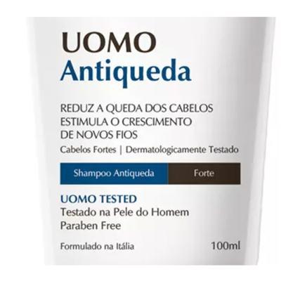 Imagem 2 do produto Uomo Antiqueda Ada Tina - Shampoo - 100ml