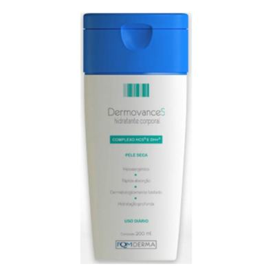 Imagem 1 do produto Dermovance S  - Hidratante Corporal - 200ml