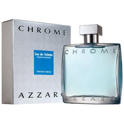 Imagem 1 do produto Azzaro Chrome Azzaro - Perfume Masculino - Eau de Toilette - 100ml