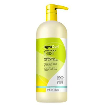 Deva Curl Delight Shampoo Low-Poo - 1L