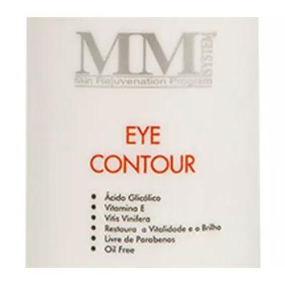 Imagem 3 do produto Vitamin C 5% Lotion Eye Contour M&M - Rejuvenescedor para o Contorno dos Olhos - 30ml