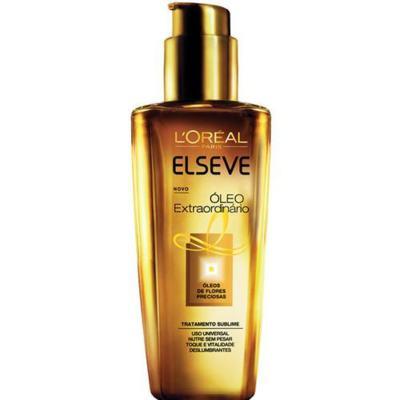 Imagem 1 do produto L'Oréal Paris Óleo Extraordinário Elseve - Tratamento Reconstrutor - 100ml