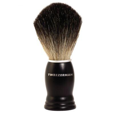 Imagem 3 do produto G.E.A.R. Deluxe Shaving Brush Tweezerman - Pincel de Barbear - 1 Un