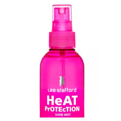 Imagem 2 do produto Lee Stafford Poker Straight Heat Protection Shine Mist - Protetor Térmico - 200ml