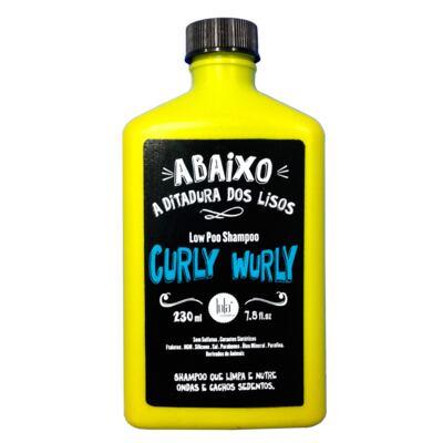 Lola Cosmetics Curly Wurly Low Poo - Shampoo Condicionante - 250ml