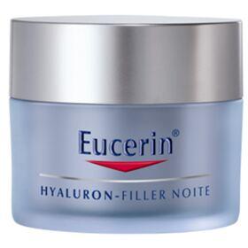 Hyaluron-Filler Noite Eucerin - Creme Anti-rugas - 50ml
