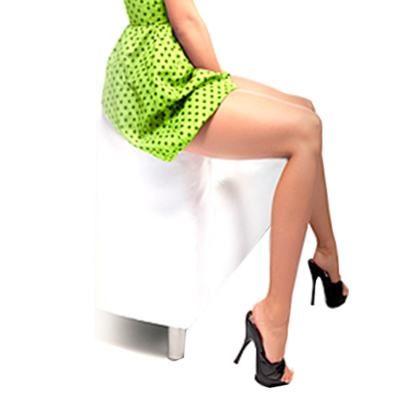Imagem 3 do produto Meia Calça Instantânea 150ml Gold Nylons - Spray Bronzeador - Clara