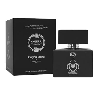 Cobra Jeanne Arthes - Perfume Masculino - Eau de Toilette - 100ml