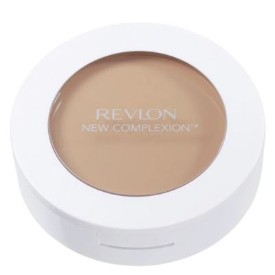 New Complexion One-Step Compact Makeup Revlon - Base 3 em 1 - 003 Sand Beige