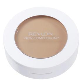 New Complexion One-Step Compact Makeup Revlon - Base 3 em 1 - 003 Sand Beige