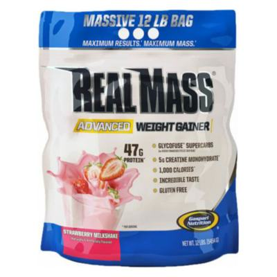 Real Mass Advanced 12LBS - Gaspari Nutrition