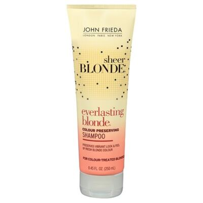 Shampoo John Frieda Sheer Blonde Everlasting 250ml