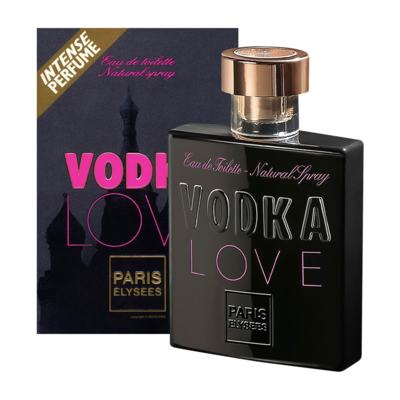 Vodka Love De Paris Elysees Eau De Toilette Feminino - 100 ml