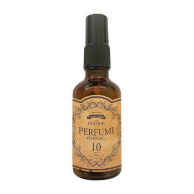 Perfume Retrô 10 Feminino Floral Sedutor - 50 ml