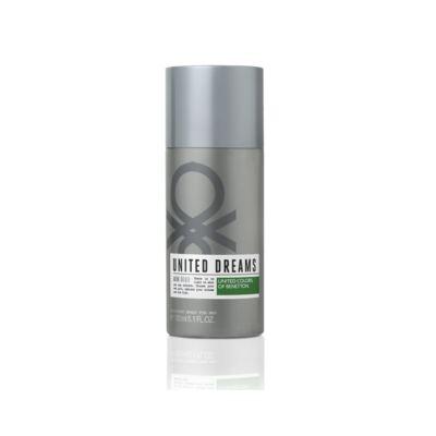 Imagem 1 do produto United Dreams Desodorante Aim High Benetton Masculino - 150 ml