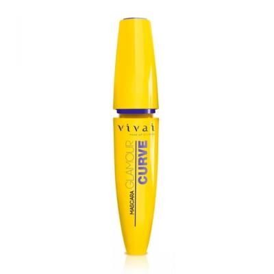 Imagem 1 do produto Rímel Para Cílios Curve Glamour Vivai - 1 unid