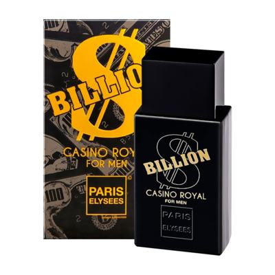 Billion Casino Royal De Paris Elysees Eau De Toilette Masculino - 100 ml