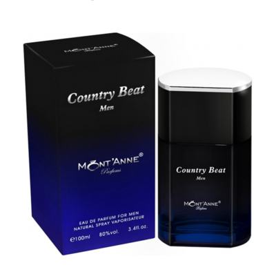 Country Beat Men-Mont'anne Eau de Parfum Masculino - 100 ml