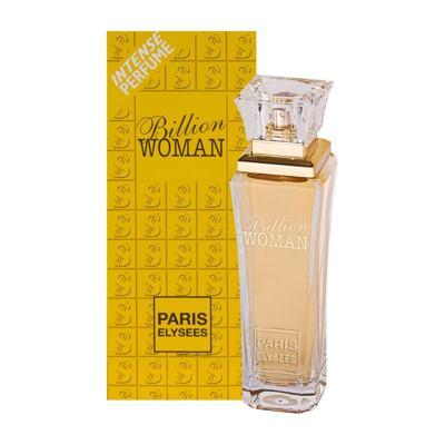 Imagem 1 do produto Billion Woman De Paris Elysees Eau De Parfum Feminino - 100 ml
