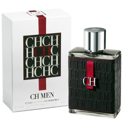 Ch Men By Carolina Herrera Eau De Toilette Masculino - 50 ml