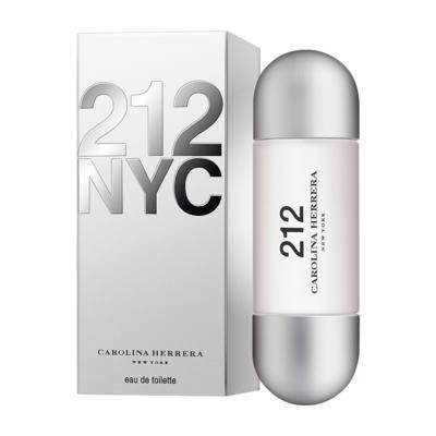 212 De Carolina Herrera Eau De Toilette Feminino - 30 ml